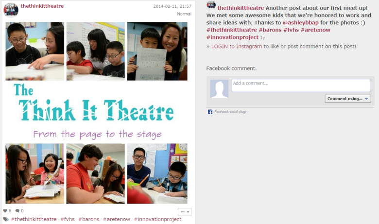 Think It Theatre